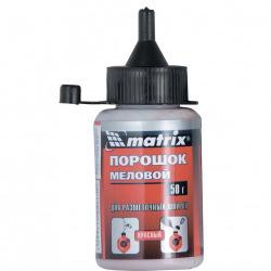 Порошок крейдяний червоний 50 г, для розмічувальних шнурів,  MTX (MIRI848579)