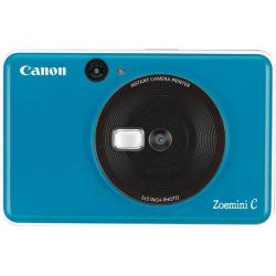 Портативная камера-принтер Canon ZOEMINI C CV123 Seaside Blue (3884C008)