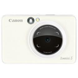 Портативная камера-принтер Canon ZOEMINI S ZV123 PW (3879C006)