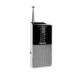 Радіоприймач Philips портативний AE1530 AM/FM/часы/Aux (AE1530/00)