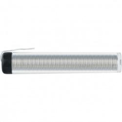 Припій Sn60Pb40, D 1 мм, 10 г, в пластмасовій тубі,  SPARTA (MIRI913305)