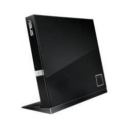 Оптический привод ASUS SBC-06D2X-U Blu-ray Combo Drive USB2.0 EXT Ret Slim Black (SBC-06D2X-U/BLK/G/AS)