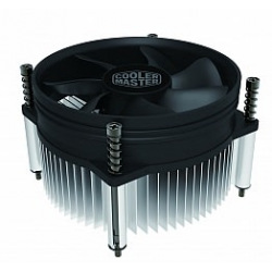 Процессорный кулер Cooler Master i30 PWM LGA115x,4pin,2600об/мин,28dBA,TDP 65W (RH-I30-26PK-R1)