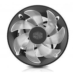 Процессорный кулер Cooler Master i70C PWM LGA115x,4pin,1800об/мин,28dBA,TDP 95W (RR-I70C-20PK-R2)