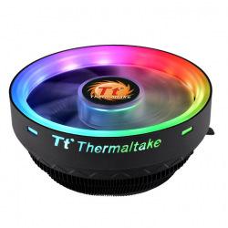 Процессорный кулер Thermaltake UX100 ARGB Lighting LGA115x/AM4/FM2(+)/AM3(+), TDP 65W (CL-P064-AL12SW-A)