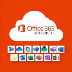 Программный продукт Microsoft Office 365 E5 (AAA-25267)