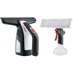 Порохотяг Bosch вакуумний GlassVac Solo Plus для миття вікон, 2Аг, до 30хв, 0.7кг, пульверизатор (0.600.8B7.200)