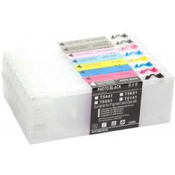ПЗК - Перезаправні Картриджі NEWTONE для Принтера Epson RC.T607