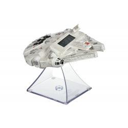 Радіогодинник eKids/iHome Disney, Star Wars, Millenium Falcon з нічником (SW-347.UFMV7)
