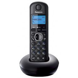 Радіотелефон DECT Panasonic KX-TGB210UAB Black (KX-TGB210UAB)