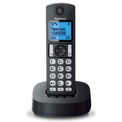 Радіотелефон DECT Panasonic KX-TGC310UC1 Black (KX-TGC310UC1)