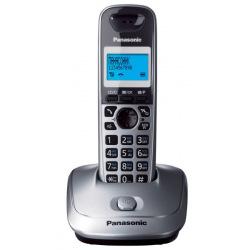 Радіотелефон DECT Panasonic KX-TG2511UAM Metallic (KX-TG2511UAM)