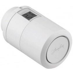 Умная термоголовка Danfoss Eco Bluetooth, 2 х 1,5 АА, белая (014G1001)