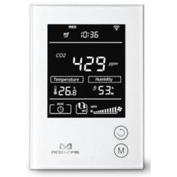 Умный сенсор 4в1: СО2, темп., вол., VOC. MCO Home, Z-Wave, 230V АС, белый (MH9-CO2-WA)