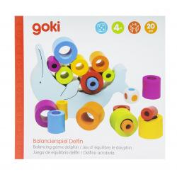 Розвиваюча гра goki Балансуючий дельфін  (56901)