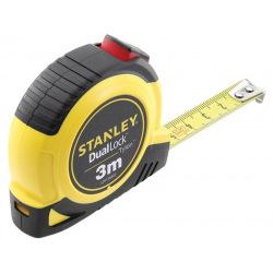 """Рулетка Stanley 3м х 13мм """"Tylon Dual Lock"""" (STHT36802-0)"""
