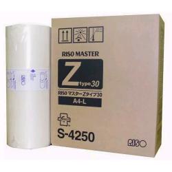 Мастер-пленка Riso (S-6872E)