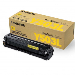 Картридж Samsung Y503L Yellow (SU493A)