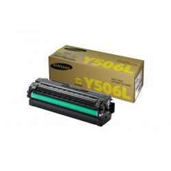 Картридж Samsung Y506L Yellow (SU517A)