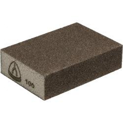 Шліфувальний еластичний брусок Klingspor 100X70X25 Р80 SK 500, 4-стор. насипка (225165)