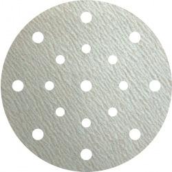 Шліфувальний круг Klingspor (липучка) O150мм P400 з отворами PS73BWK (301228)