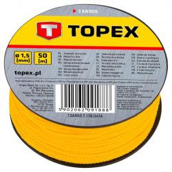 Шнур каменщика разметочный Topex 50м (13A905)