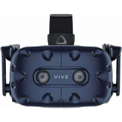 Система виртуальной реальности HTC VIVE PRO KIT (2.0) Blue-Black (99HANW006-00)