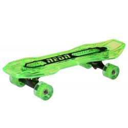 Скейтборд Neon Cruzer Зеленый  (N100792)
