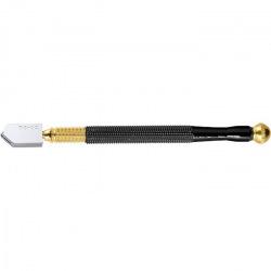 Склоріз масляний 1-роликовий з металевою ручкою, MTX (MIRI872649)