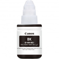 Стартовые Чернила Canon GI-490B Black (Черный) (0663C001X) 135мл