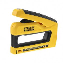 Степлер Stanley 6-14мм (тип G + шпілька) STANLEY® FATMAX® із зворотнім натисканням (FMHT0-80551)