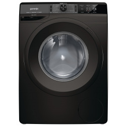 Стиральная машина Gorenje WEI843B/8 кг/1400 об/ Inverter/ A-30%/16 пр/LED/54.5 см./черная (WEI843B)