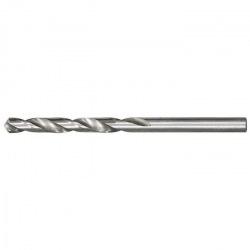 Свердло по металу 2.5 мм, поліроване, HSS, 10 шт, циліндричний хвостовик,  MTX (MIRI715259)