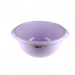 Таз пластмасовий круглий,  фіолетовий, 18 л,  Elfe (MIRI92984)