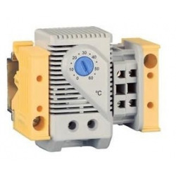Термостат замыкающий ZPAS 220VAC, 6А, на DIN рейке для вентилятора (WN-0201-02-00-000/A)