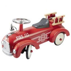 Толокар goki Пожежна машина красния  (14162G)