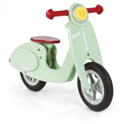 Толокар Janod Ретро скутер мятный (J03243)