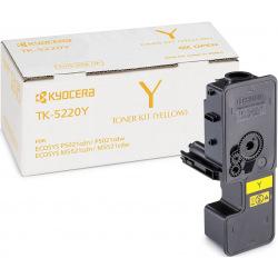 Тонер Kyocera Mita TK-5220Y Yellow (1T02R9ANL1)