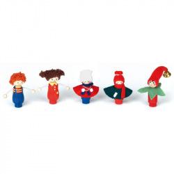 Товари для праздника Nic Набор кукол (NIC522912)