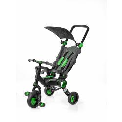 Трехколесный велосипед Galileo Strollcycle Black Зеленый (GB-1002-G)