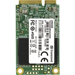 Твердотельный накопитель SSD mSATA Transcend 230S 128GB 3D TLC (TS128GMSA230S)