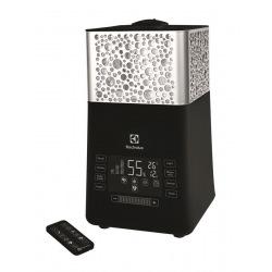 Увлажнитель воздуха Electrolux EHU-3710D, ультразвуковой, 5 л, 50м2, ионизатор, пульт ДУ, чёрный (EHU-3710D)