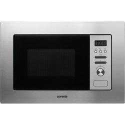 Микроволновая печь Gorenje встраиваемая BM300X/20 л/1250 Вт./гриль/электронное.упр-ние/нержавейка (BM300X)