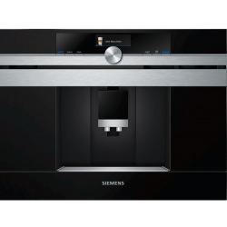 Встраиваемая кофемашина Siemens CT636LES1 -19Бар/1600Вт/дисплей/черный (CT636LES1)