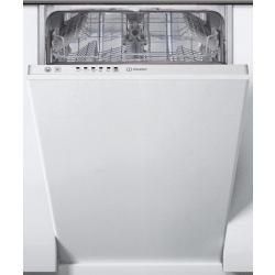 Посудомоечная машина Indesit встраиваемая DSIE 2B10 A+/ 45см./10 компл./Led-індикація/Бiлий (DSIE2B10)