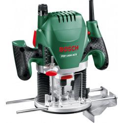 Вертикально-фрезерна машина Bosch POF 1400 ACE + Набір 6 фрез (0.603.26C.801)