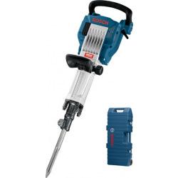 Отбойный молоток Bosch GSH 16-30, HEX, 16,5 кг 1750Вт, 41Дж, 1.300 уд/хв (0.611.335.100)