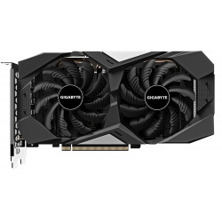 Видеокарта Gigabyte Radeon RX 5600 XT 6GB DDR6 192bit DPx3-HDMI WINDFORCE 2X OC (GV-R56XTWF2OC-6GD)