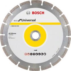 Відрізний диск алмазний Bosch ECO Universal 230-22.23 (2.608.615.031)