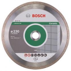 Відрізний диск алмазний Bosch Standard for Ceramic 230-22.2 (2.608.602.205)
